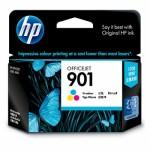 HP Tri-Color Ink Cartridge 901 [CC656AA]