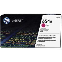 HP 654A  Magenta Original LaserJet Toner (CF333A)