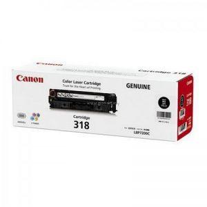 Toner Canon 318 Black