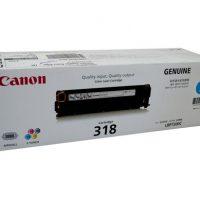 Toner Canon 318 Cyan