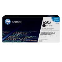 HP 650A Black LaserJet Toner (CE270A)